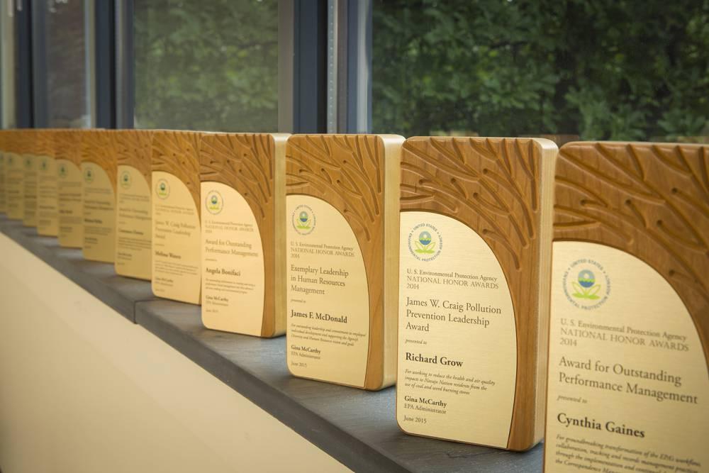 2015 Leadership Award Winners