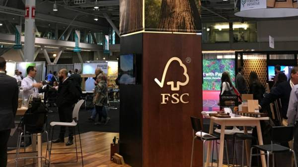 FSC Greenbuild Booth